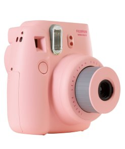 Fujifilm Instax Mini 8 Appareil photo a impression instantanee Objectif 60mm Rose - Charonbelli's blog mode et beaute