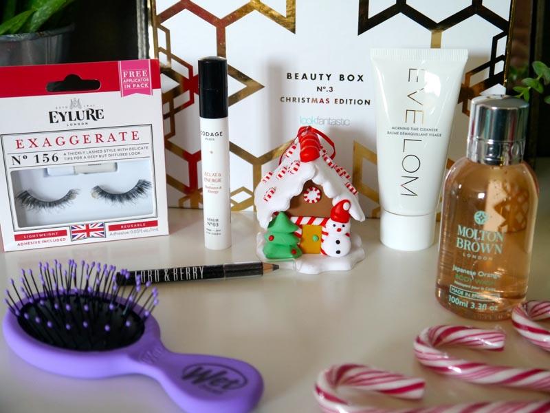 Le récap de ma Lookfantastic box du mois de décembre (4) - Charonbelli's blog beauté