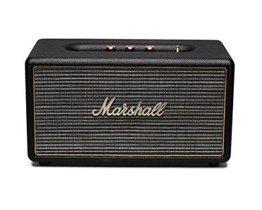 MARSHALL Acton Enceintes PC : Stations MP3 RMS 8 W - Charonbelli's blog mode et beauté