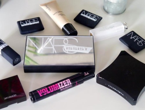 Mon tuto make up avec la collection Steven Klein X Nars - Photo a la Une - Charonbelli's blog mode
