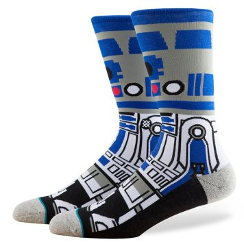 Stance X Star Wars - Artoo - Le reveil de la force - Charonbelli's blog mode