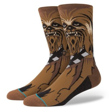 Stance X Star Wars - Chewie - Le reveil de la force - Charonbelli's blog mode