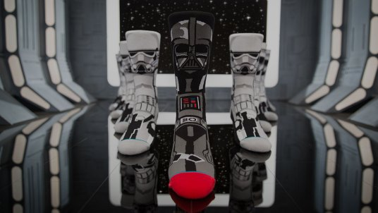 Stance X Star Wars - Le reveil de la force (1) - Charonbelli's blog mode