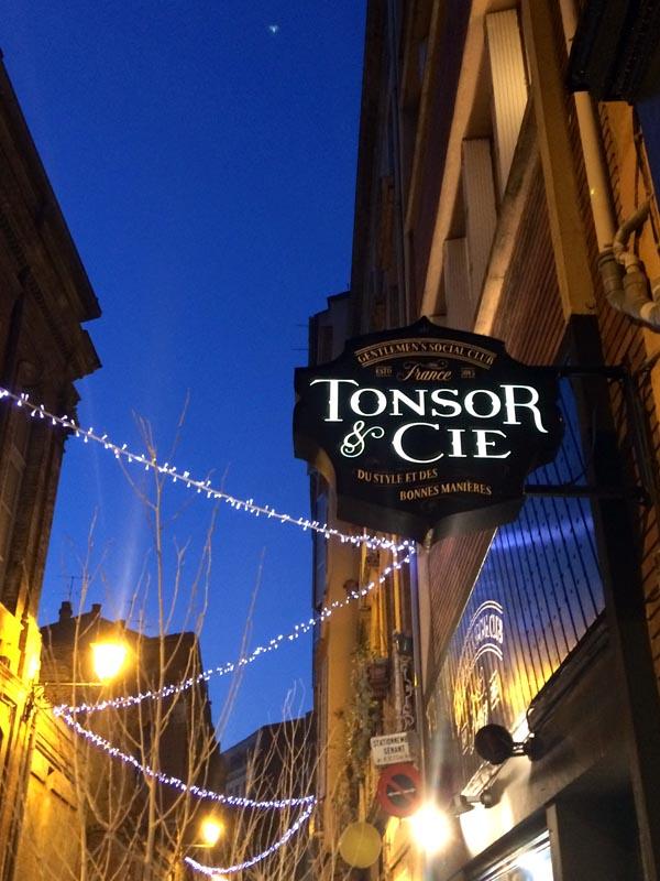 Tonsor & Cie Gentleman Social Club - Charonbelli's blog beauté