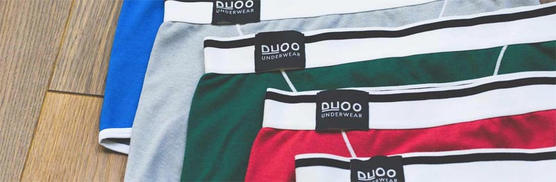 Duoo Underwear - Ma sélection shopping spéciale Saint Valentin - Charonbelli's blog mode