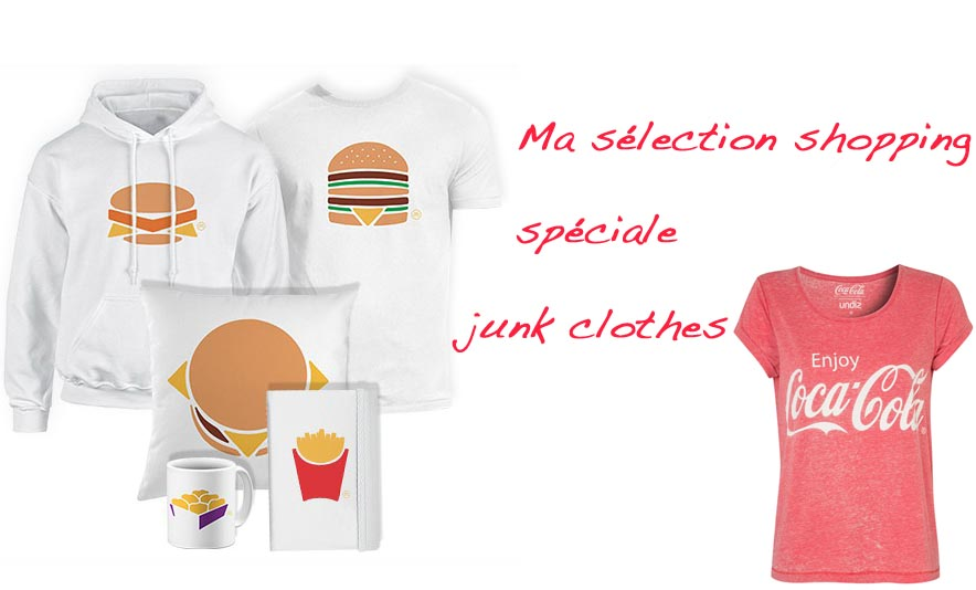 Ma selection shopping speciale junk clothes - Photo a la Une - Charonbelli's blog mode