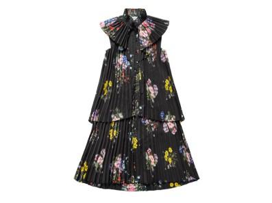Robe-noire-fleurie-ErdemXHM-Charonbellis