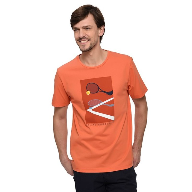 T-shirt-raquette-Roland-Garros-Charonbellis