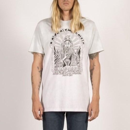 T-shirt-Volcom-Charonbellis