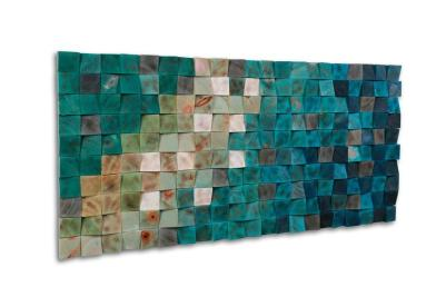 Decor-de-mur-bois-turquoise-MoodWoodStudio-Etsy-Charonbellis