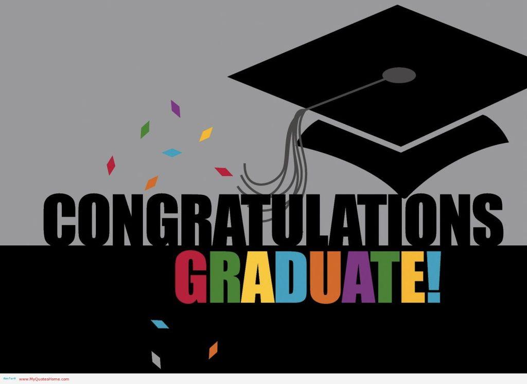 congratulations graduation messages