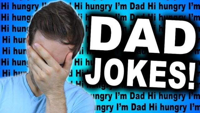 Funny Dad Jokes 1