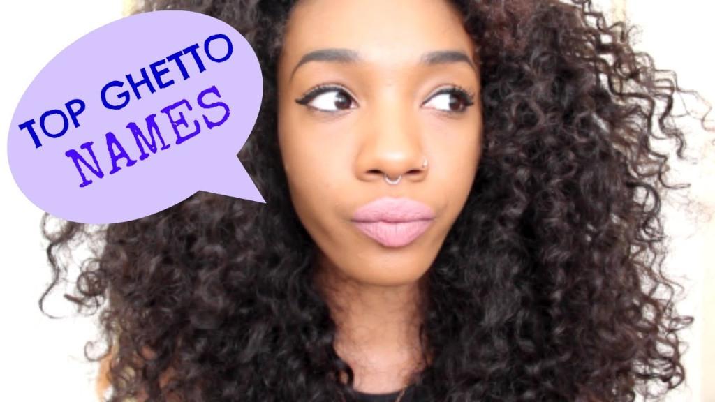 Ghetto girl nicknames