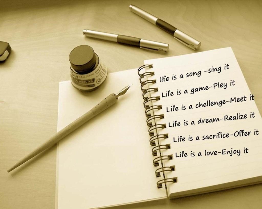 Life sayings 3