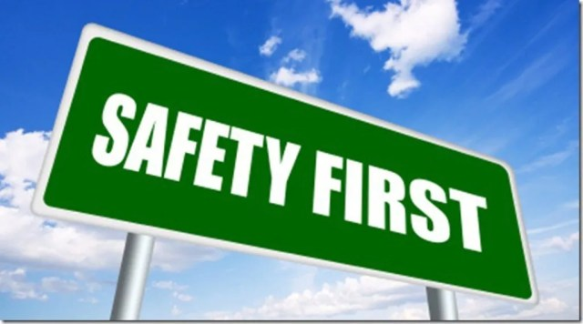 catchy Safety slogans