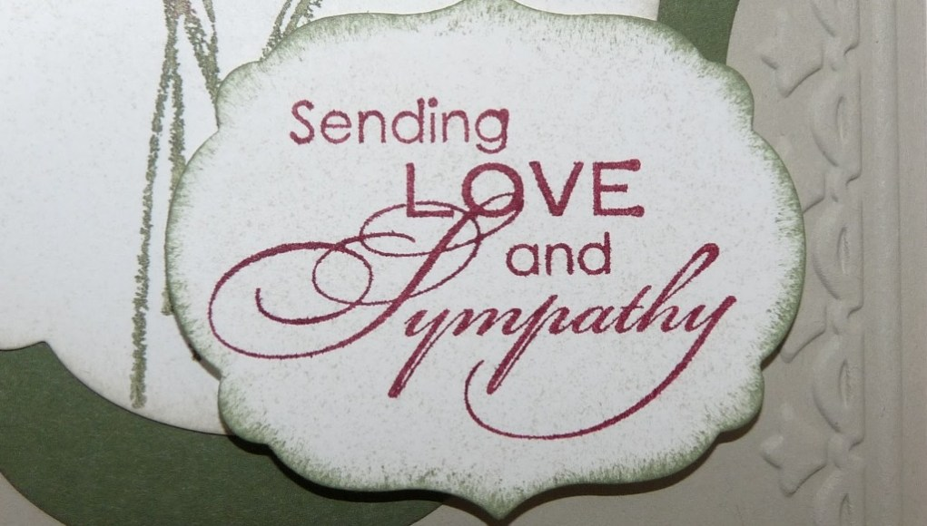150 comforting sympathy card messages