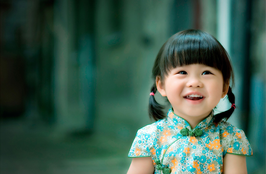 Modern chinese baby girl names