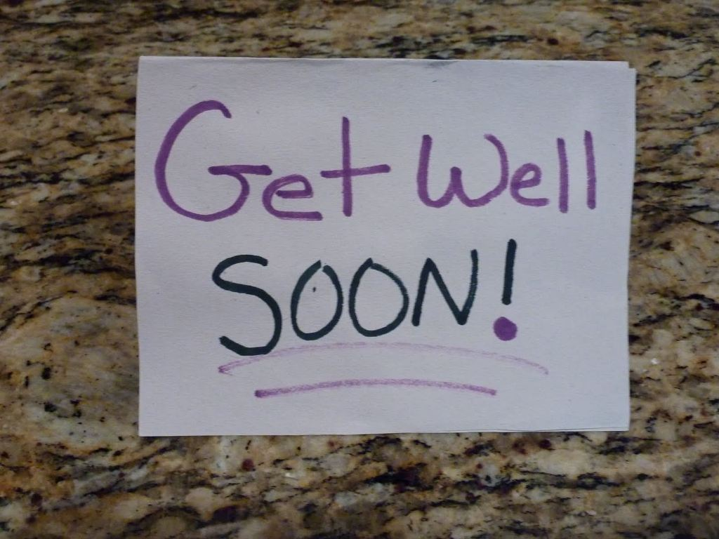 120 Get Well Soon Messages And Wishes