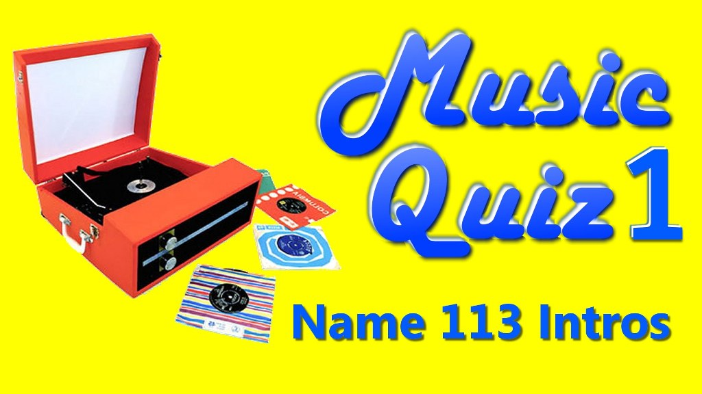 UK Chart Music Quizzes