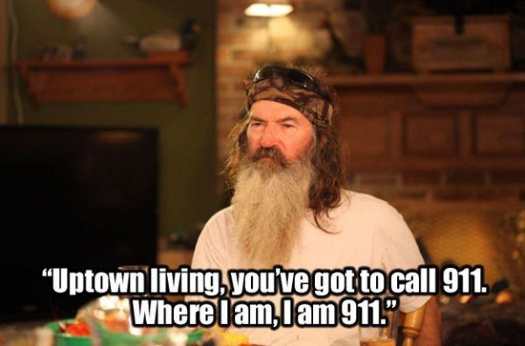 Redneck 911 call
