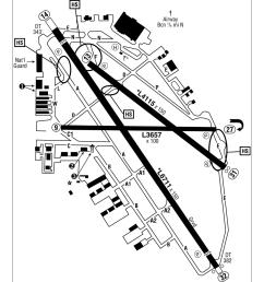 sa airport diagram sample ad  [ 1024 x 1573 Pixel ]