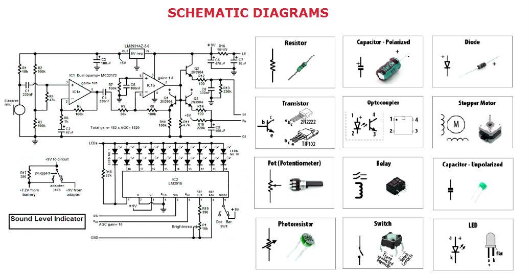 circuit diagrams chart