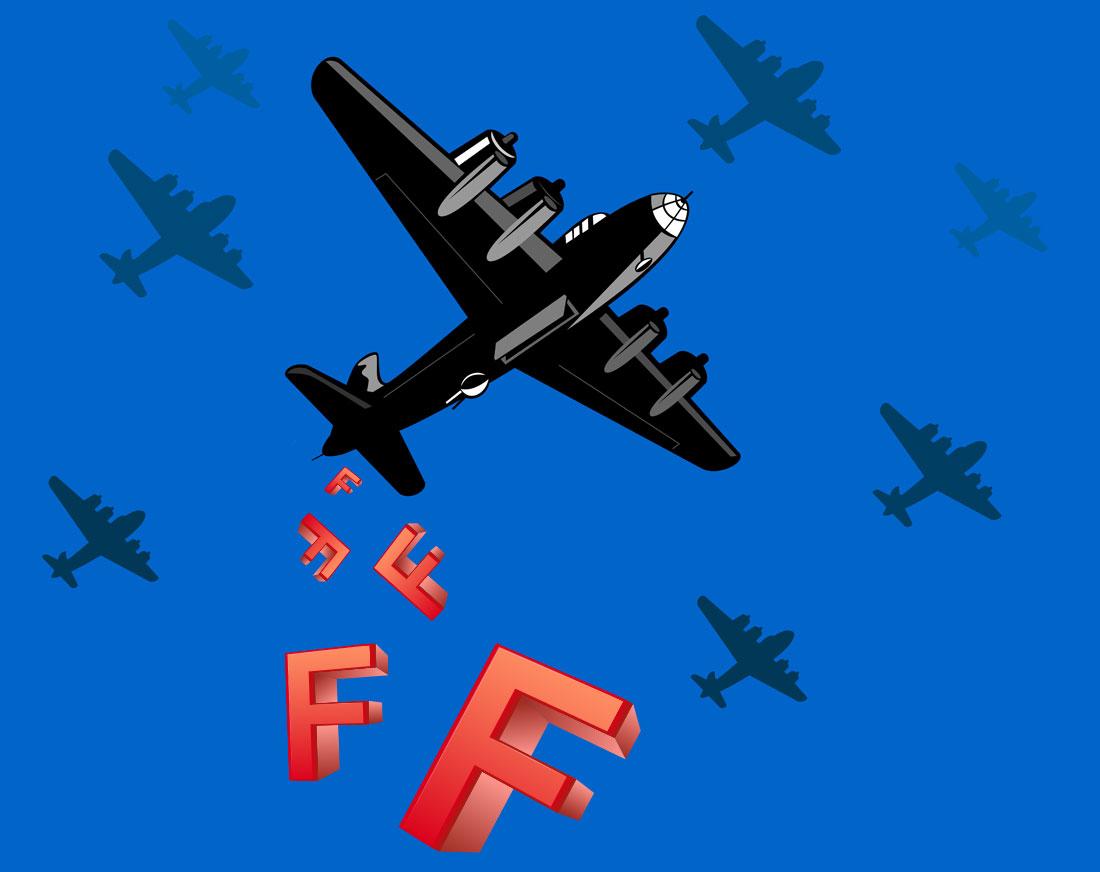 f-bombers