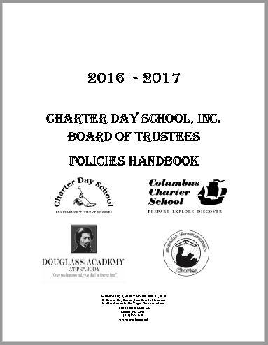 Handbook « Columbus Charter School