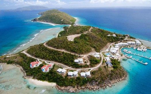 Scrub Island Marina