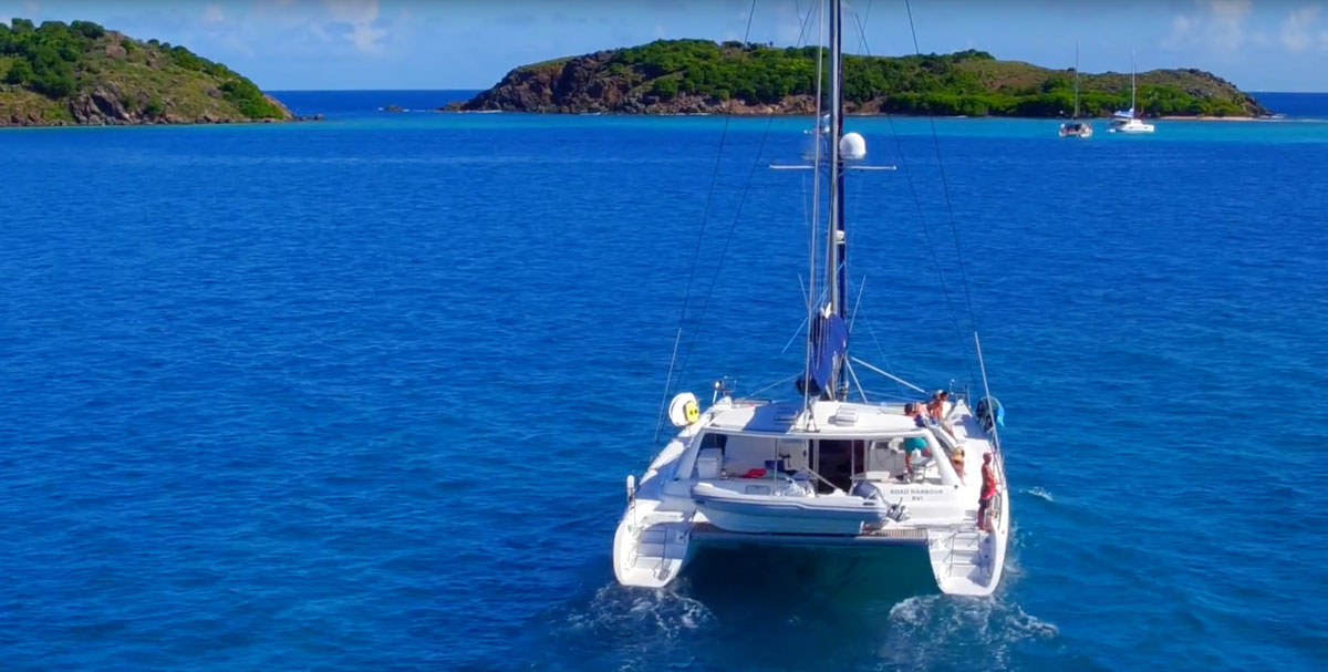 Top BVI Yacht Charters