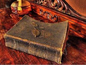 Bible - Dusty
