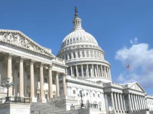 The United Sates Capitol