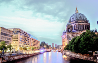 Berlin Catherdral