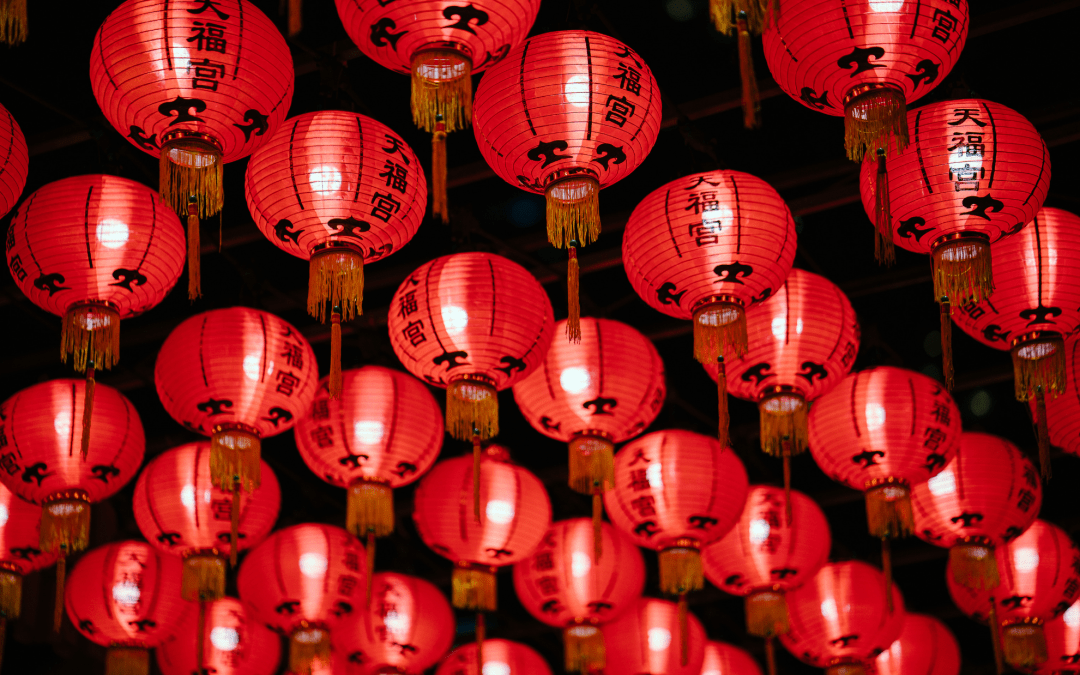 Charter A Flight for Chinese New Years