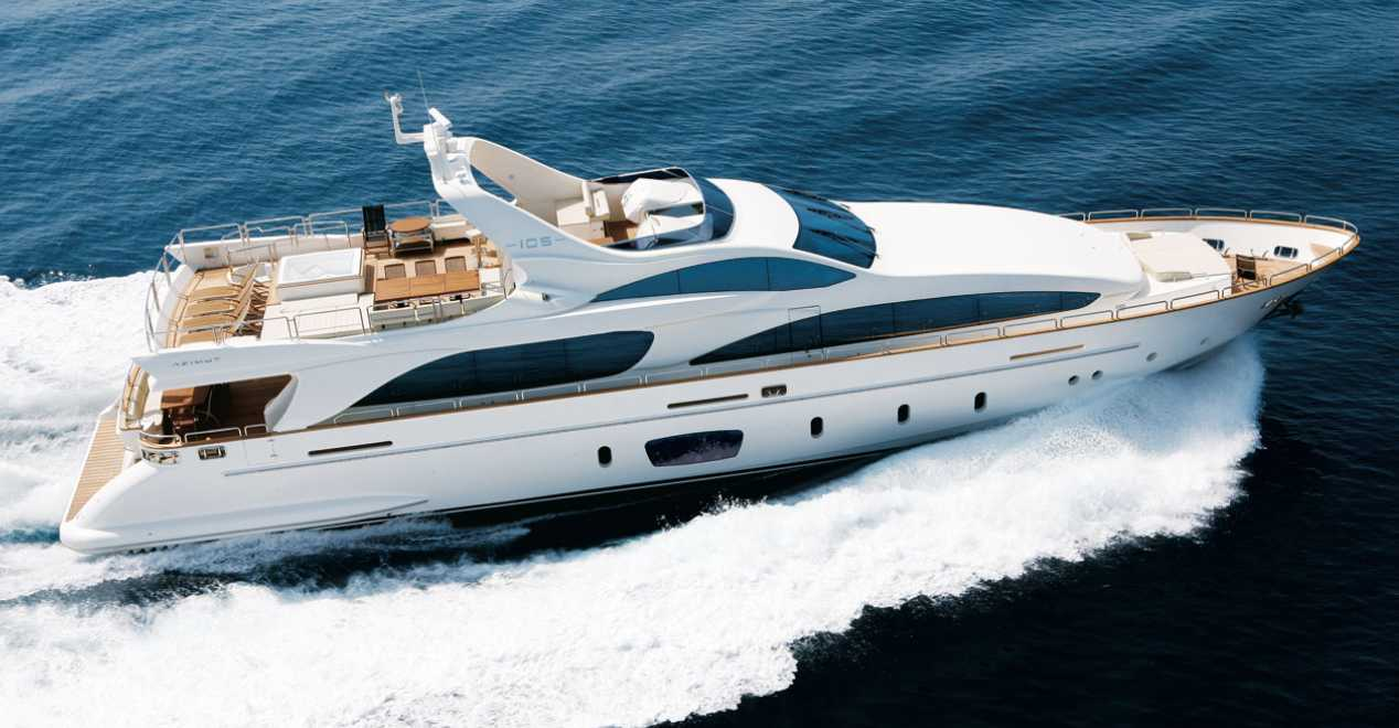 Yacht Azimut 10518, Azimut  Charterworld Luxury