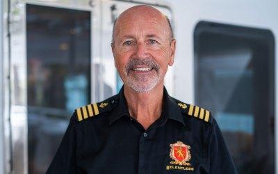 Captain Michael Mullen