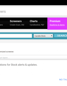 Step  optional skip this if you are able to see the above prompt not search for  cbell   icon at bottom right of our site  click on it also stock screener nse rh chartink