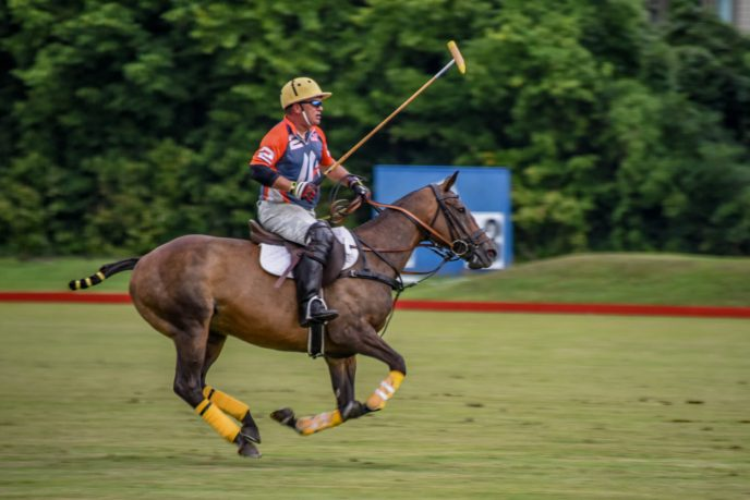 Gateway to Hope Charity Polo Match at McGehee Polo Field at Spirit Valley Farms