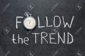 follow the trend