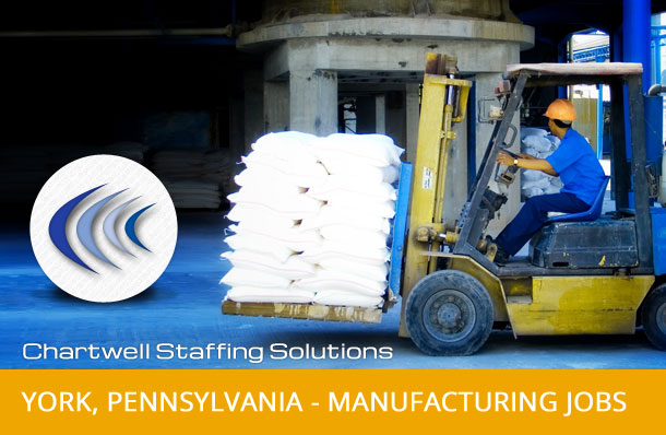 How to get a York, PA Manufacturing Job