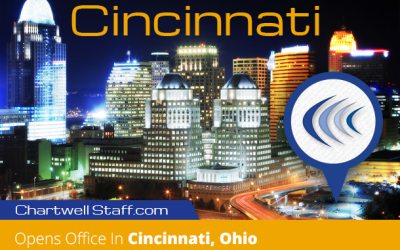 New Cincinnati Office for Chartwell Staffing Solutions