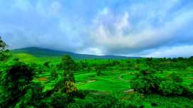 माझ्या गावचा 'शिंगी' चा डोंगर
