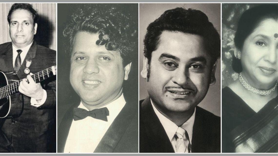 Shankar Jaikishan With Kishor and Asha – A Magical Quartet