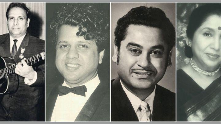 Shankar Jaikishan – Kishor And Asha शंकर जयकिशन – किशोर आणि आशा