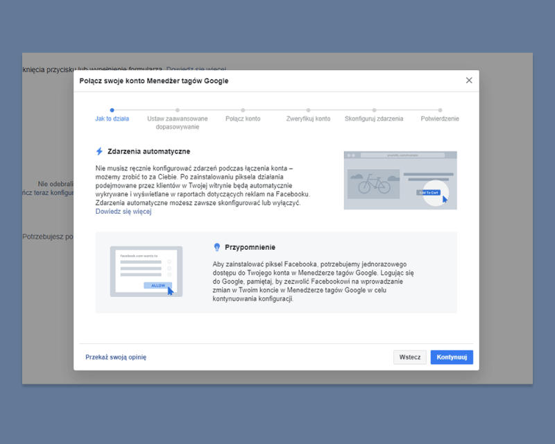 facebook piksel poradnik