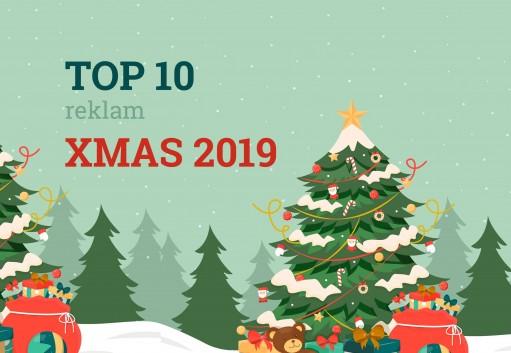 TOP 10 reklamy świąteczne 2019