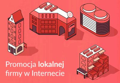 Seria Artykułów - Promocja Lokalnej Firmy w Internecie
