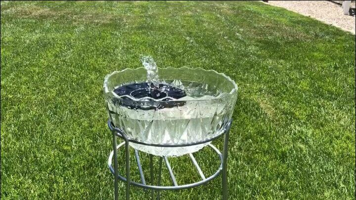 Repurposed Thrift Store Items for Your Yard by Chas' Crazy Creations