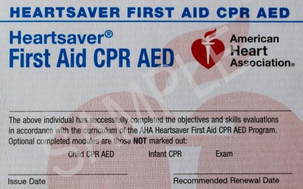 Heartsaver-sample - . Comprehensive Health