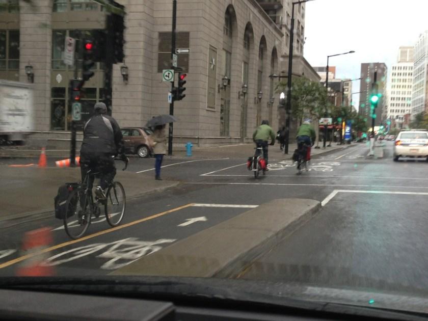 Bike Lanes, Montreal-KP